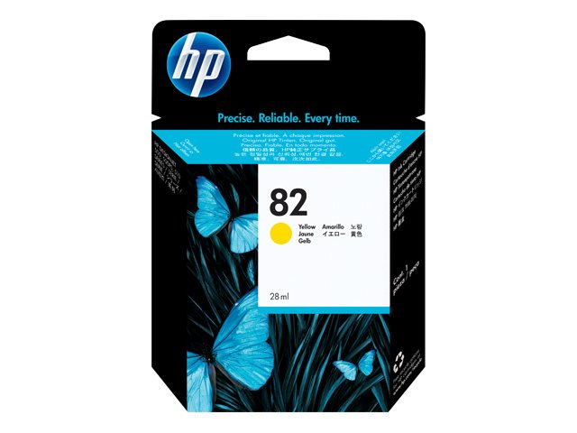 C4913A HP82 YELLOW
